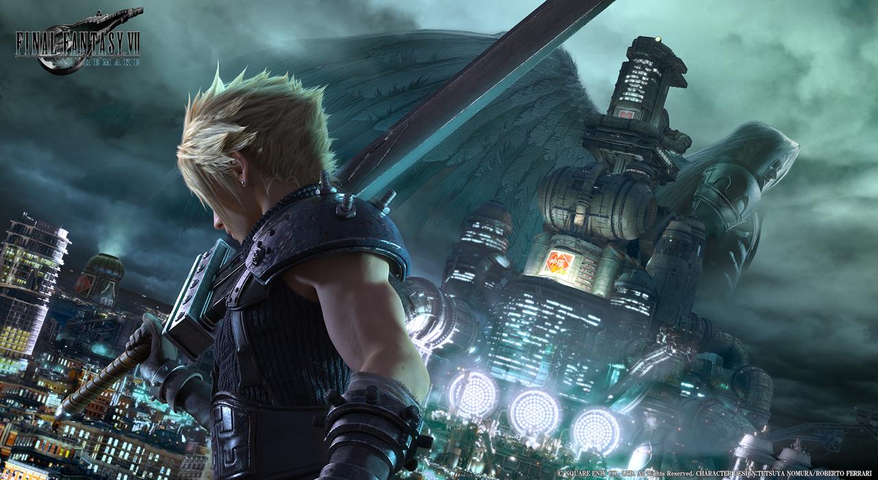 Final Fantasy VII Remake | Jogo ganha trailer focado em Cloud Strife