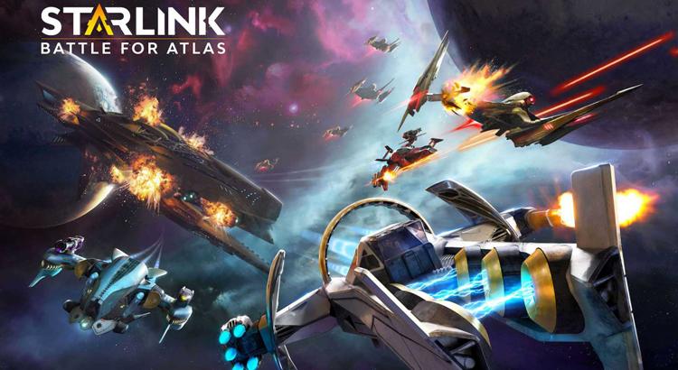 Starlink: Battle for Atlas   Confira um gameplay da versão Switch com quarteto de Star Fox