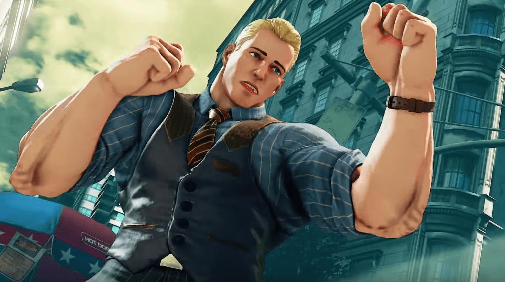 Street Fighter V | Novo trailer apresenta Cody, o próximo personagem do jogo