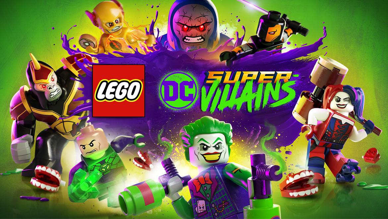 LEGO DC Super-Villains   Jogo de LEGO com vilões da DC é anunciado