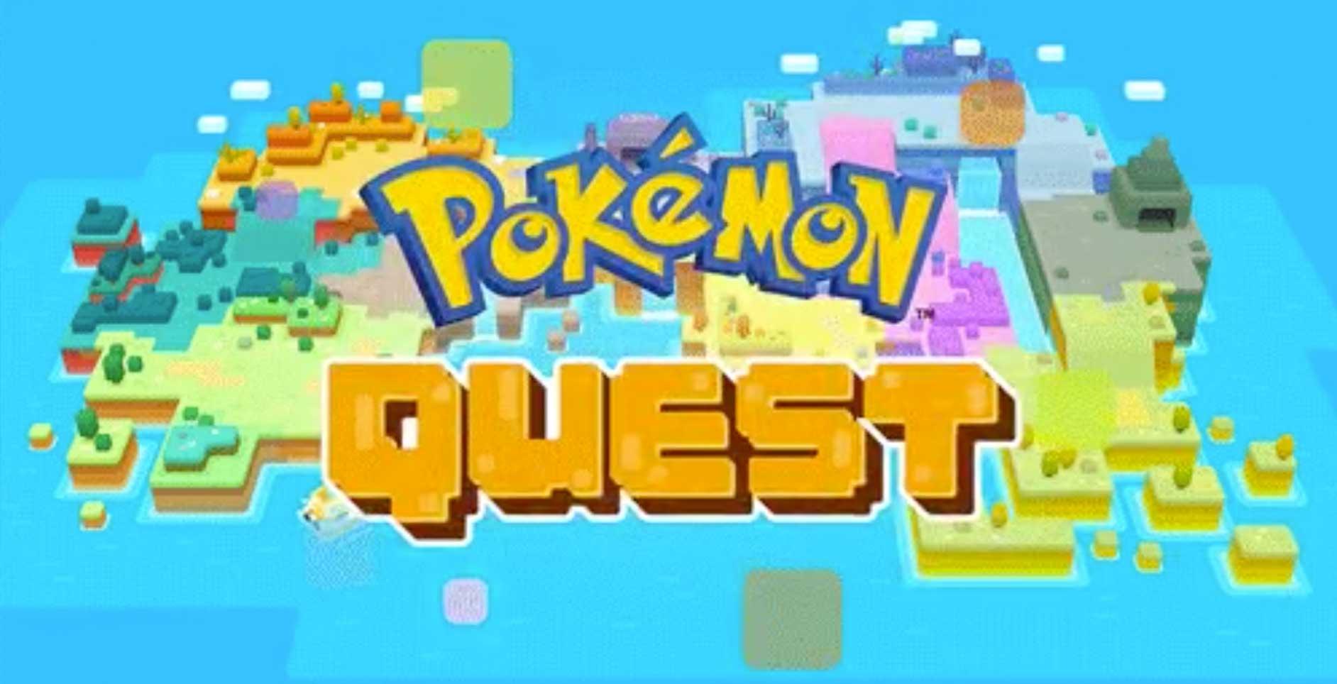 Pokémon Quest   Jogo gratuito de Pokémon é anunciado para Switch e mobile