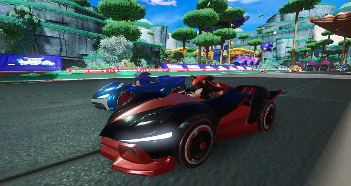Team Sonic Racing   Novo jogo de corrida de Sonic é anunciado