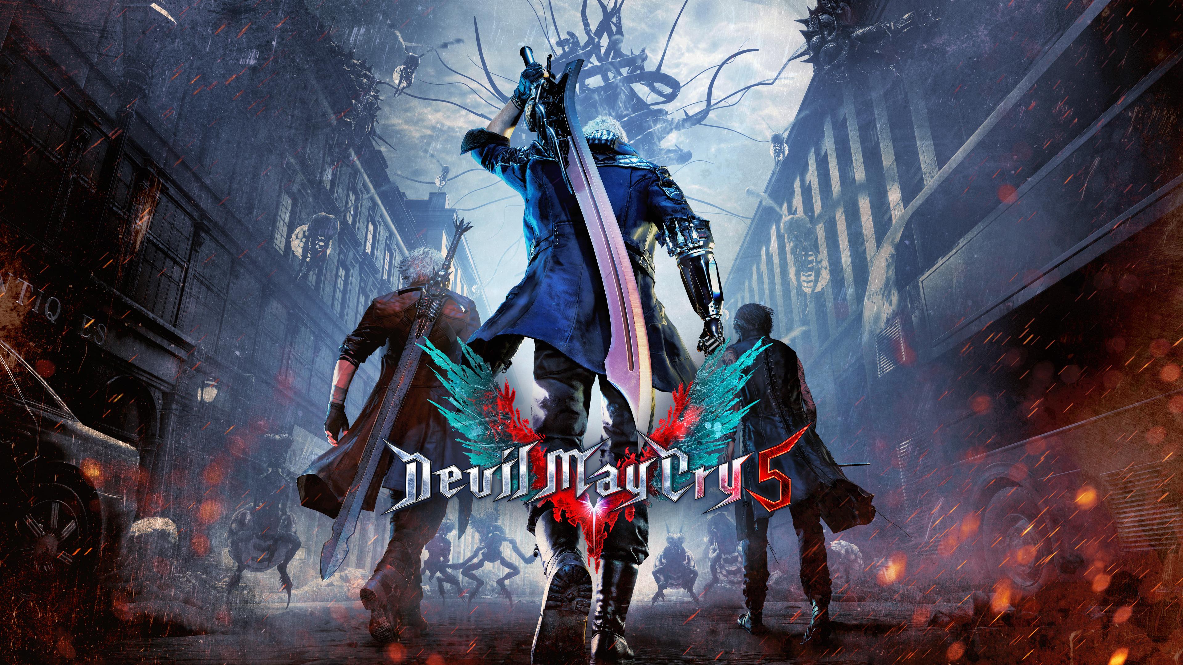Devil May Cry 5 | Jogo ganha novo trailer; gameplay e data de lançamento