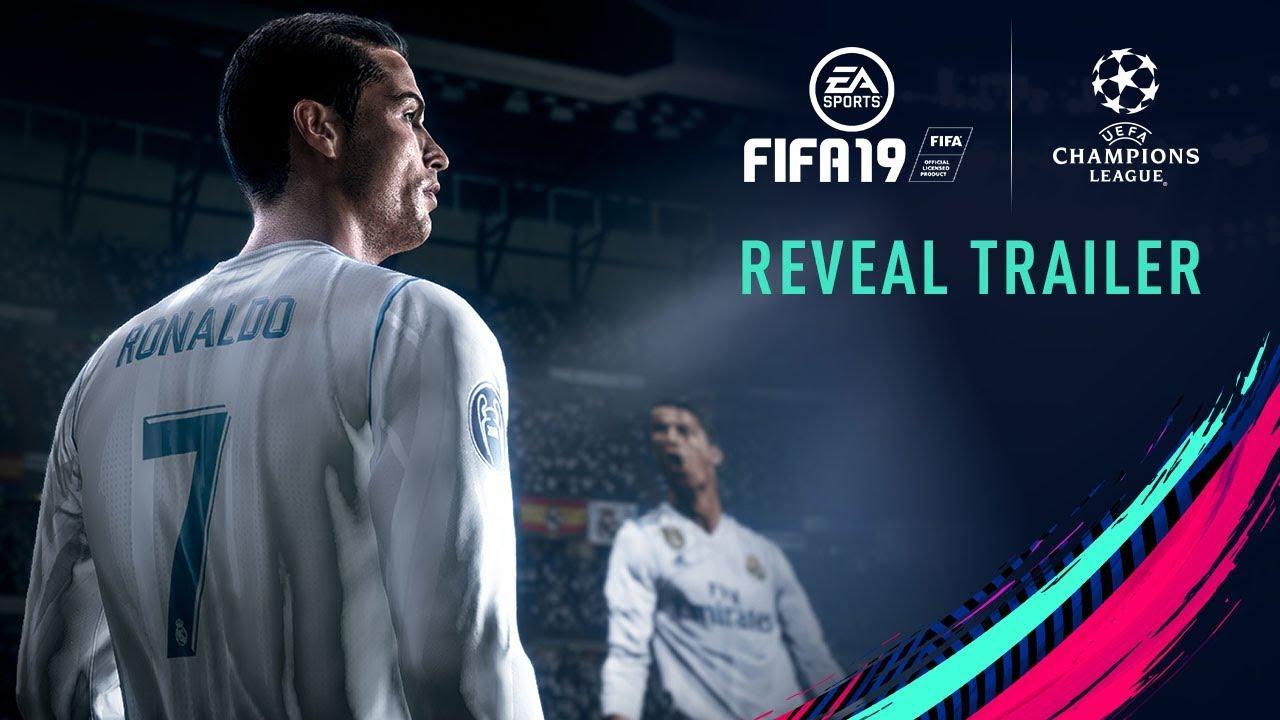 FIFA 19   Jogo contará com Champions League; confira o trailer