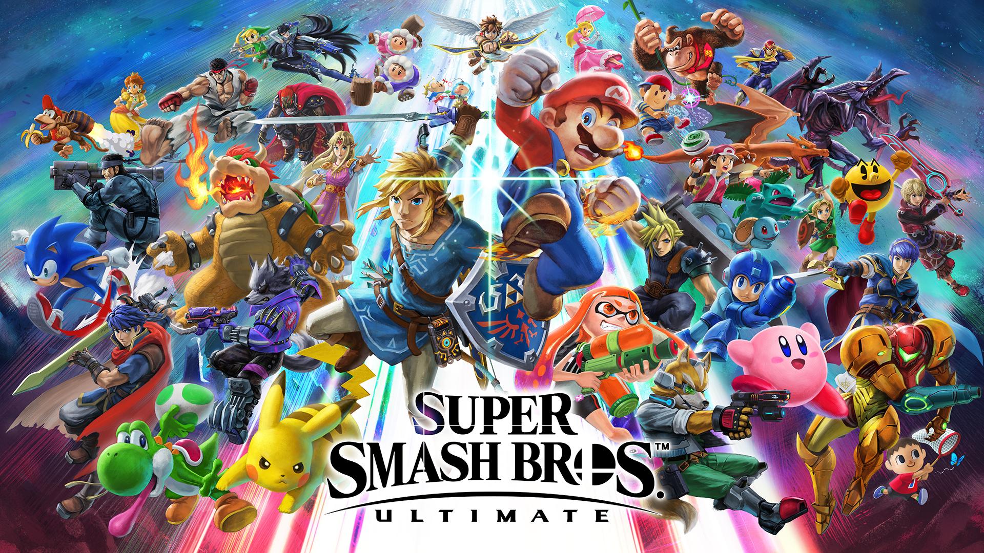 Super Smash Bros. Ultimate | Novo trailer detalha os modos de jogo