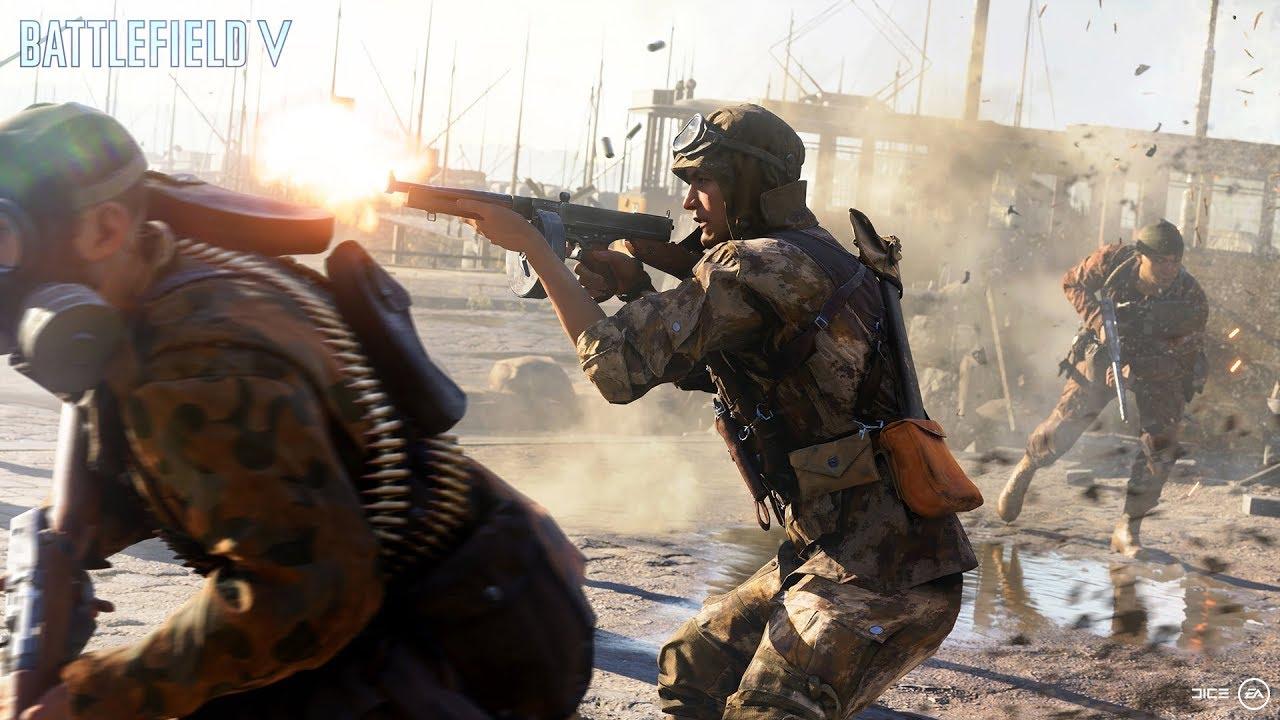 Battlefield V | Modo Battle Royale será lançado somente em março