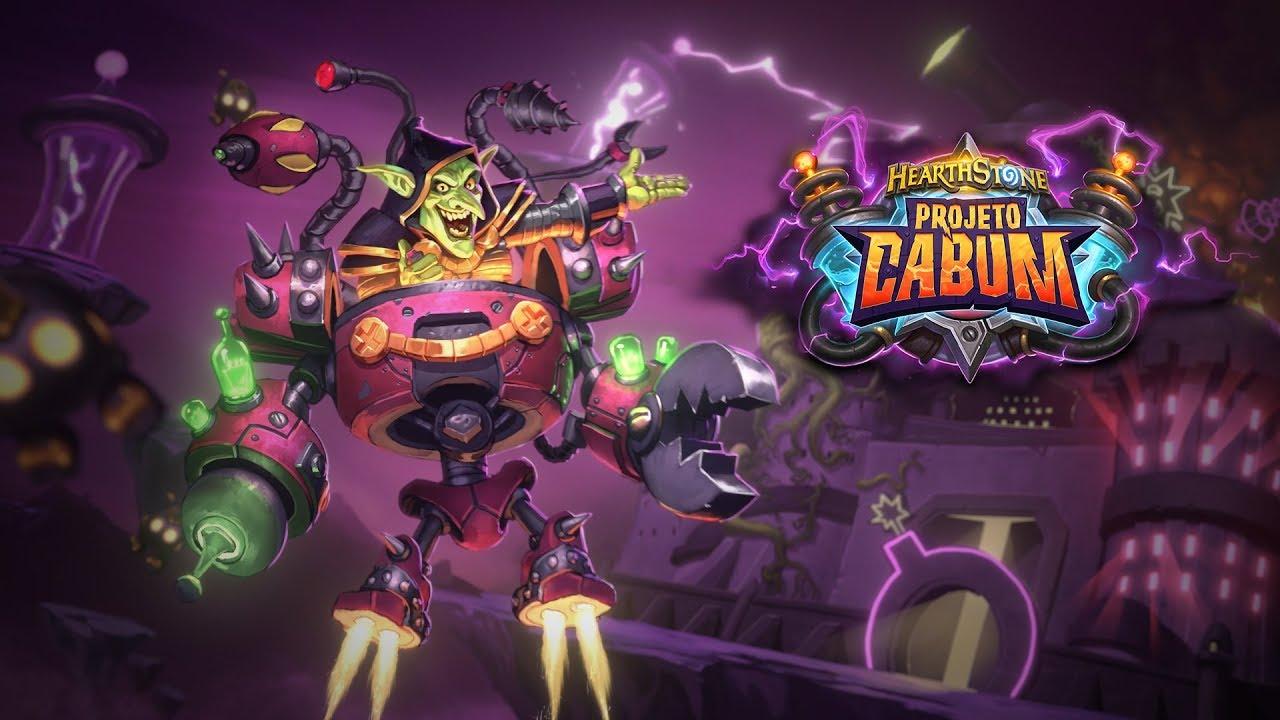 Hearthstone   Projeto Cabum é a nova expansão do jogo