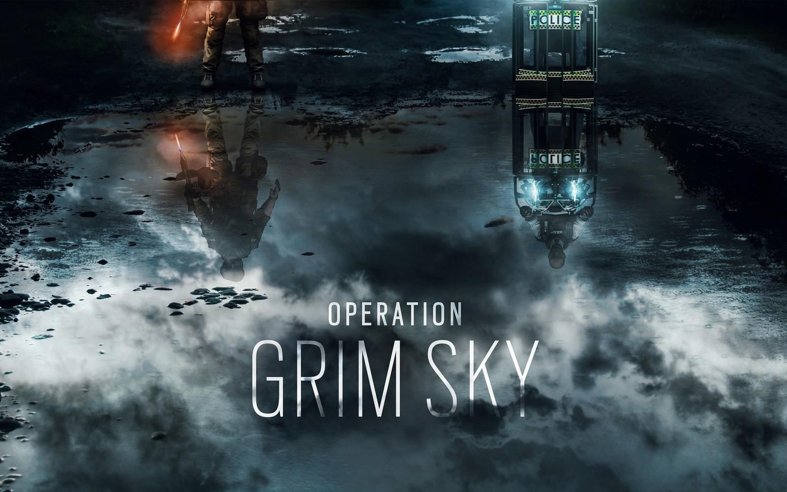 Rainbow Six Siege   Ubisoft revela os primeiros detalhes da expansão Operation Grim Sky