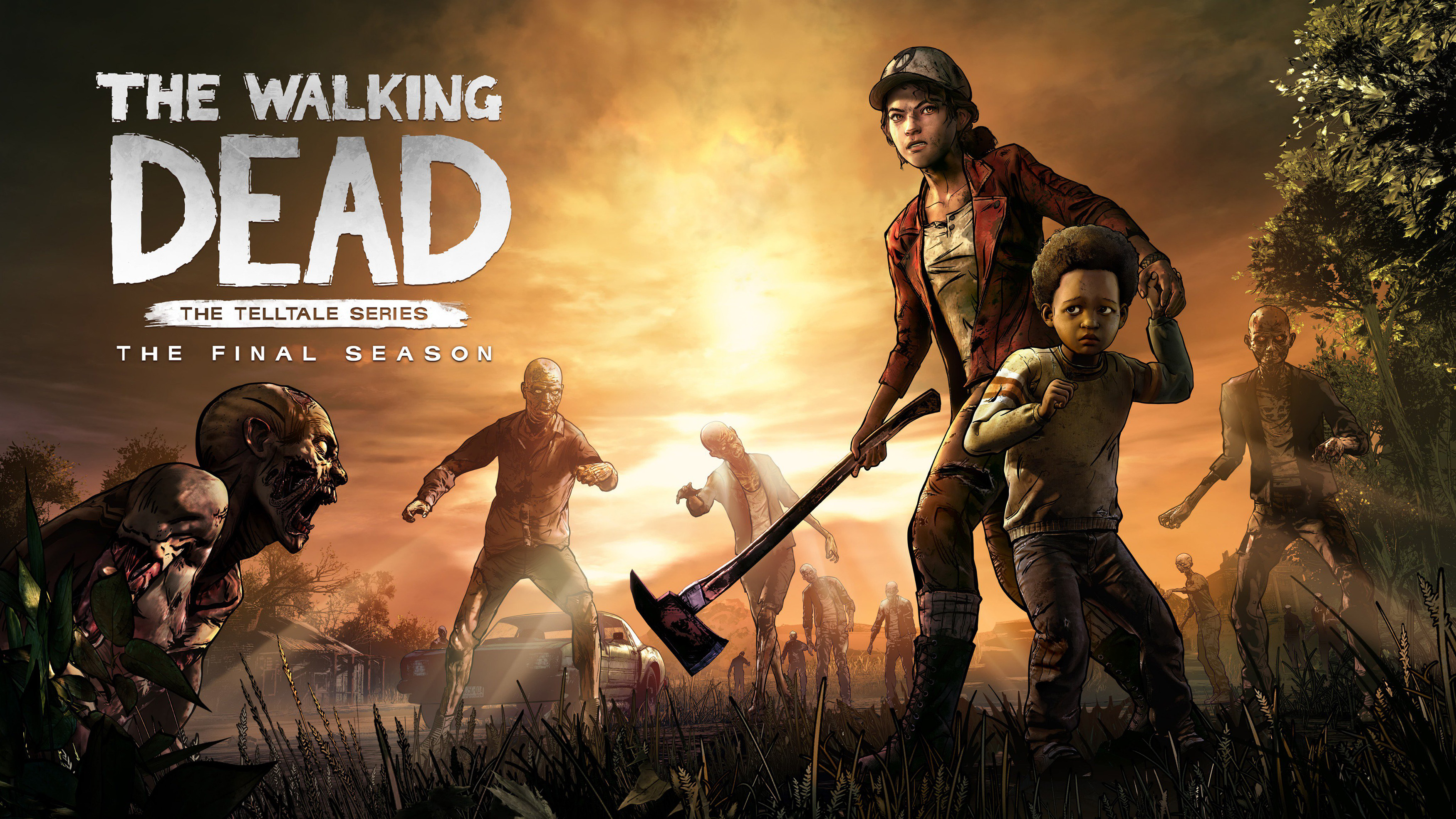 The Walking Dead: Final Season | Jogo da Telltale Games será finalizado