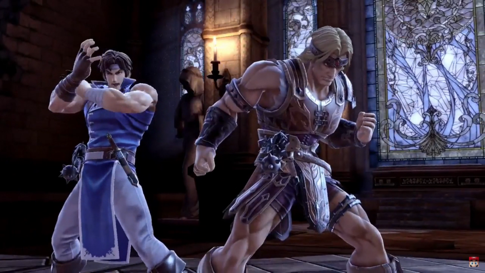 Super Smash Bros. Ultimate | Simon e Richter Belmont, de Castlevania, e King K. Rool, de Donkey Kong, são os novos personagens do jogo
