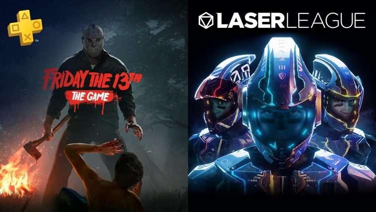 Playstation Plus | Friday the 13th e Laser League são os destaques do mês de outubro na PS Plus