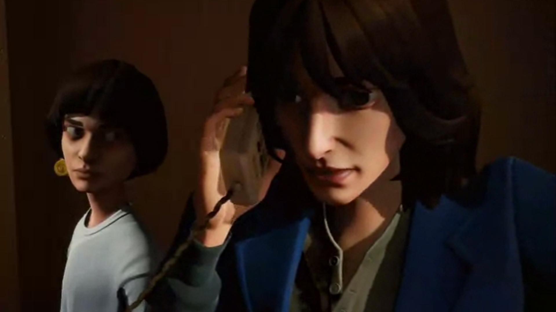 Stranger Things | Confira imagens vazadas do jogo da Telltale Games
