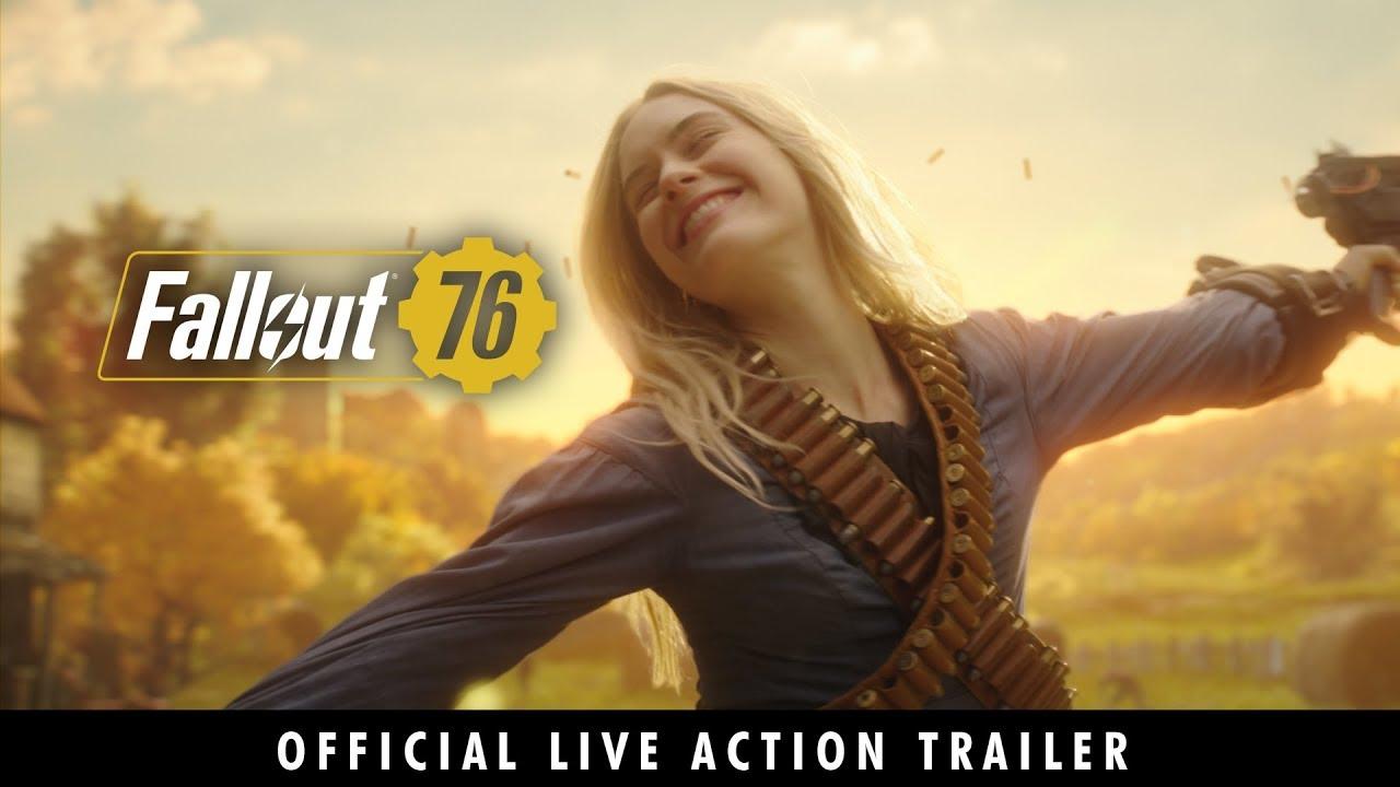 Fallout 76 | Jogo ganha trailer live-action