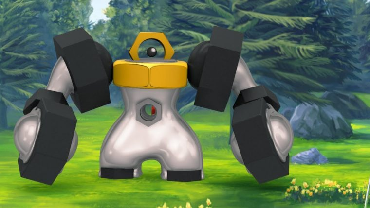 Pokémon GO   Novo Pokémon Meltan poderá evoluir para Melmetal