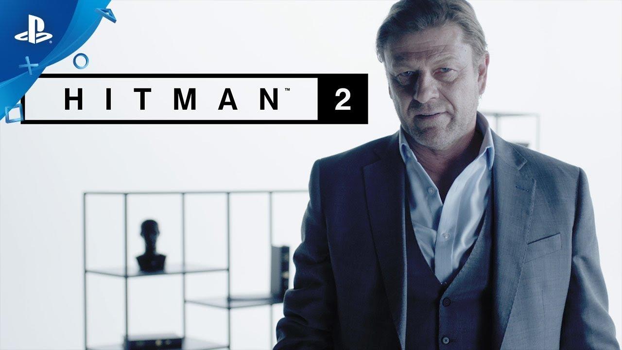 Hitman 2 | Sean Bean será o primeiro Alvo Elusivo do jogo