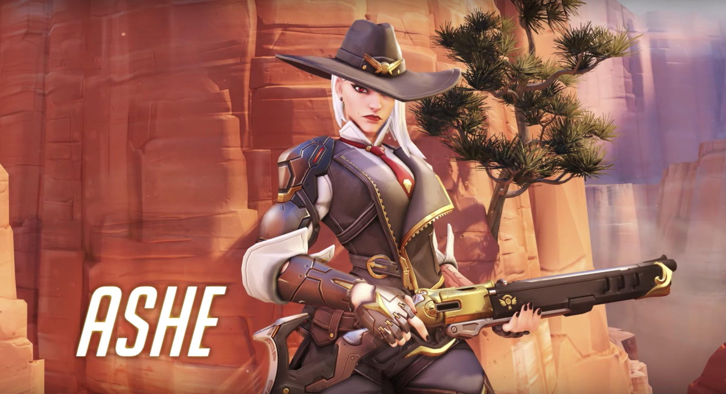 Overwatch | Desenvolvedores de Call of Duty ajudaram na criação de Ashe