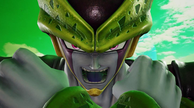 Jump Force | Confira as primeiras imagens de Cell e Piccolo