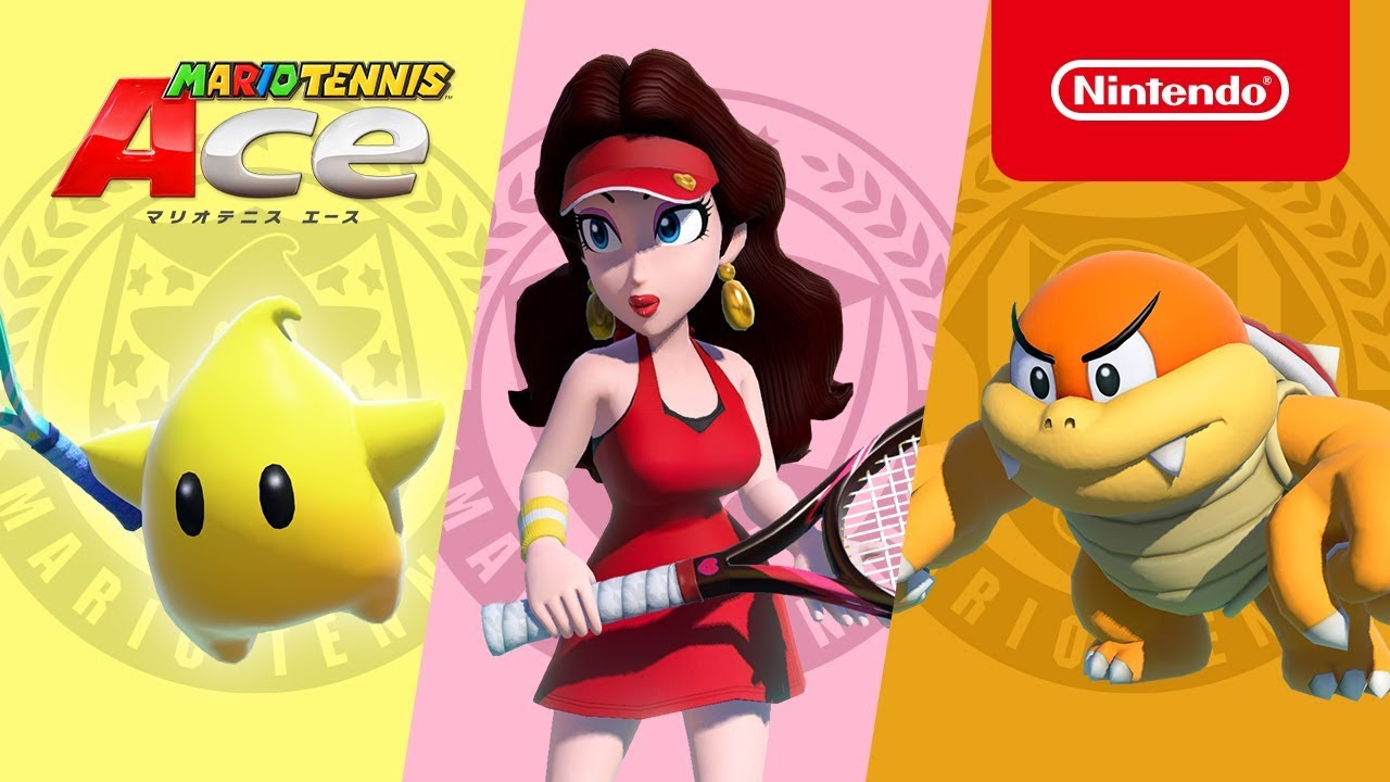 Mario Tennis Aces | Novos personagens chegam no início de 2019