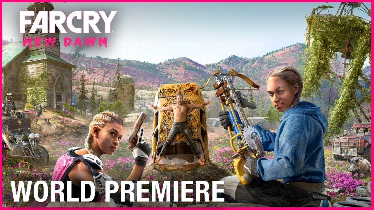 Far Cry New Dawn | Novo jogo da franquia Far Cry é anunciado