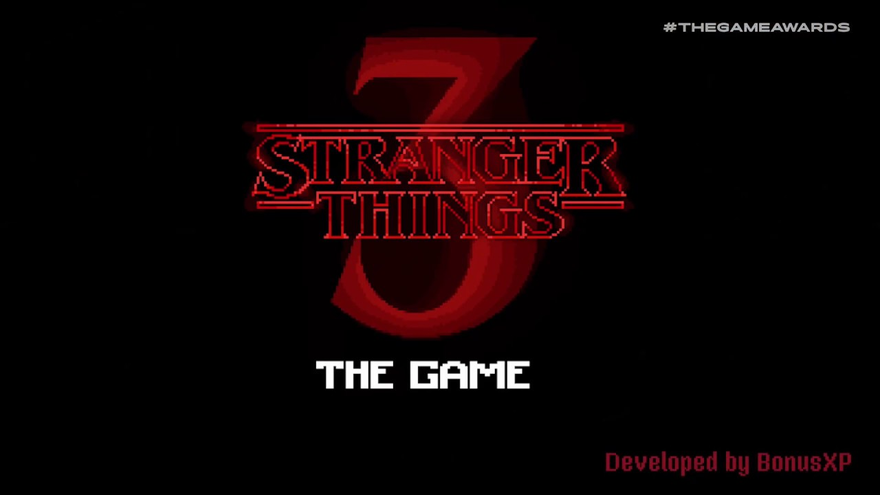 Stranger Things 3: The Game | Jogo de Stranger Things é anunciado