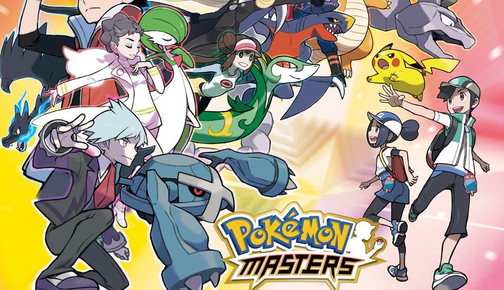 Pokémon Masters | Jogo ultrapassa marca de 10 milhões de downloads