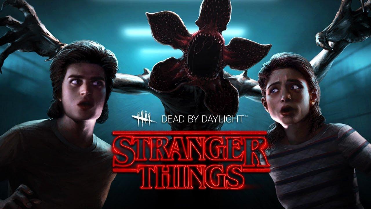 Dead by Daylight | Jogo terá crossover com Stranger Things