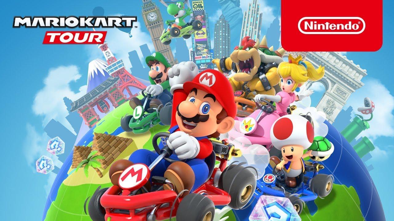 Mario Kart Tour | Luigi será adicionado como personagem jogável