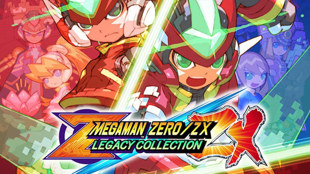 MegaMan Zero/ZX Legacy Collection | Coletânea de MegaMan Zero é anunciada