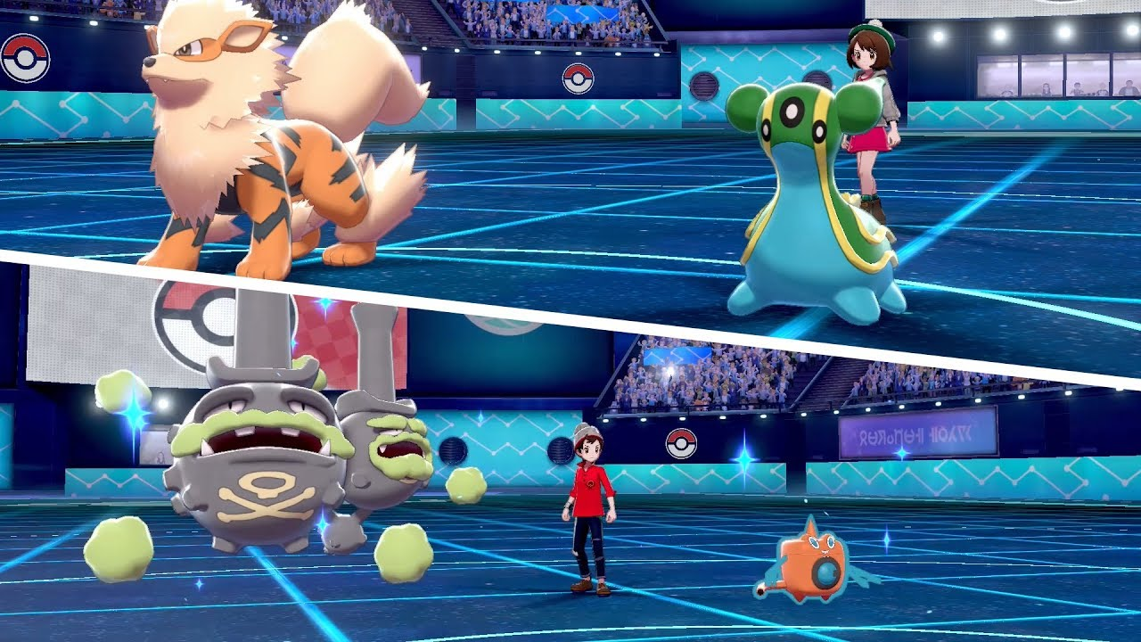 Pokémon Sword & Shield | Novo trailer mostra combates do jogo