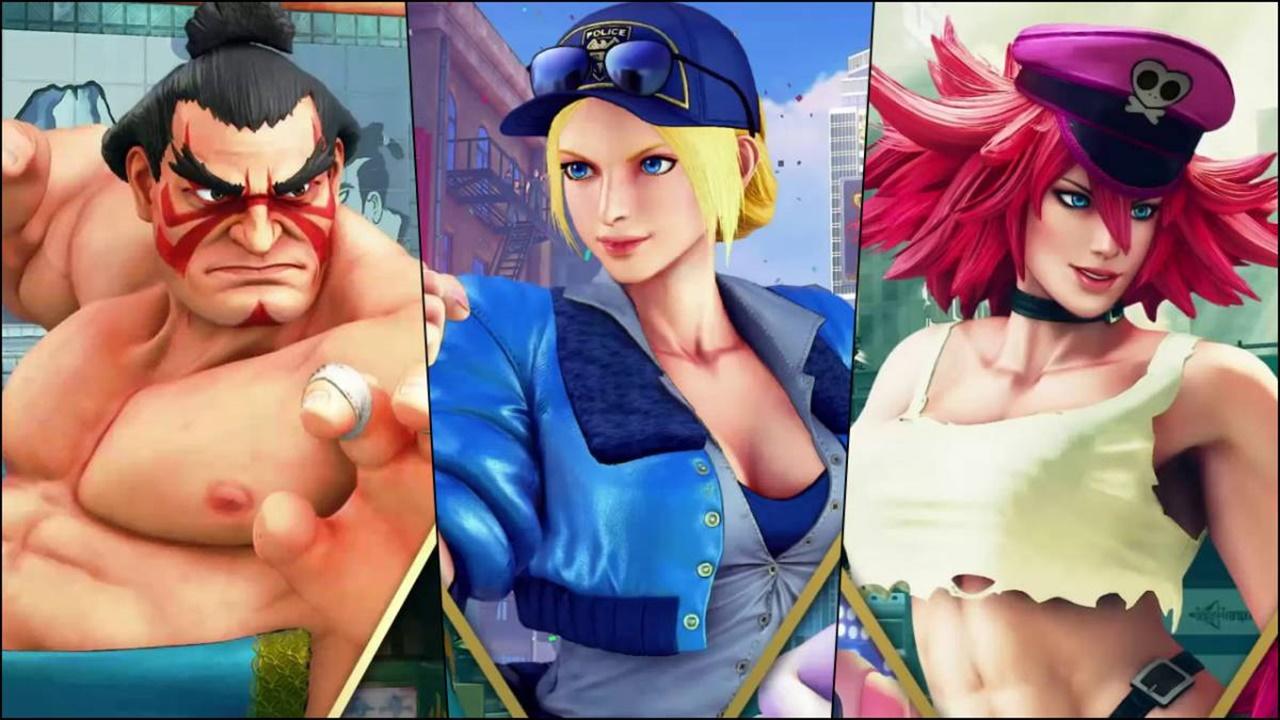 Street Fighter V   E. Honda, Poison e Lucia são os próximos personagens do jogo