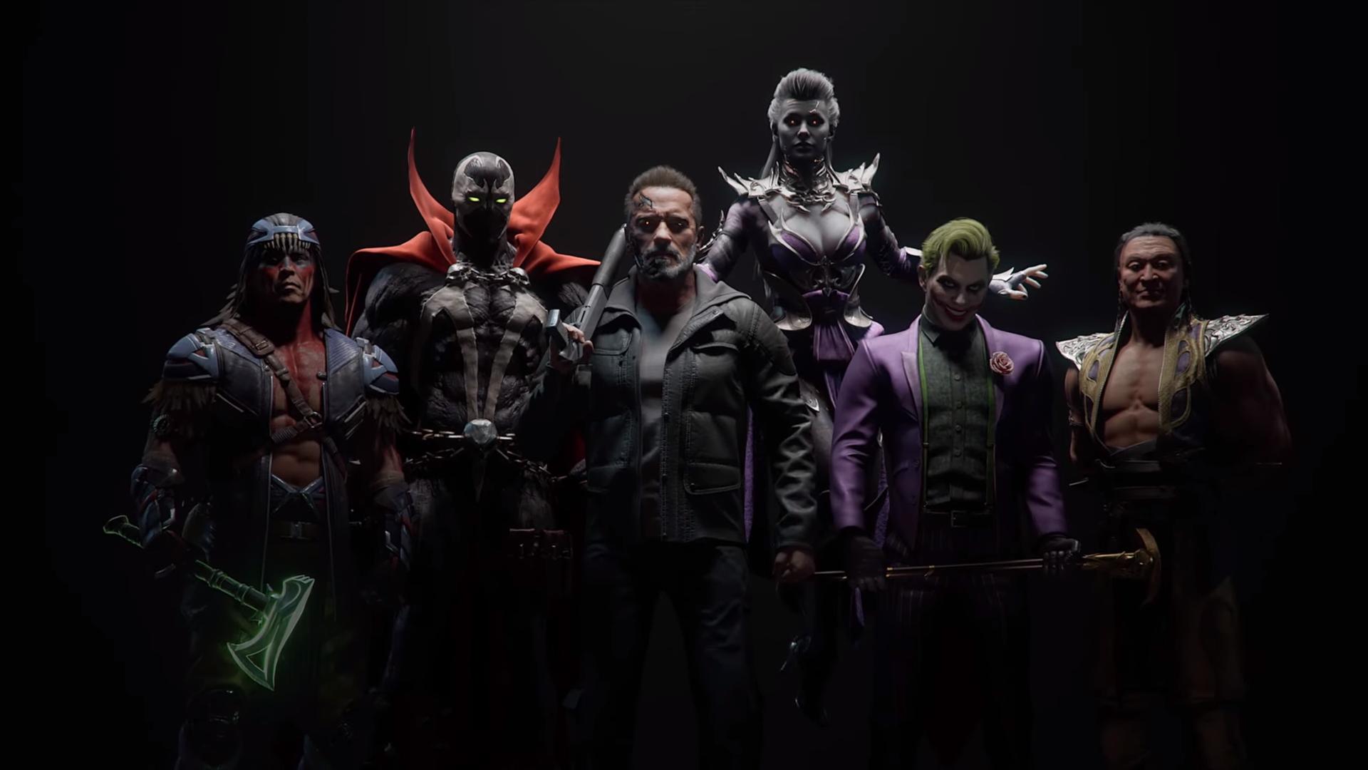 Mortal Kombat 11 | Novo trailer revela todos os personagens do Kombat Pack