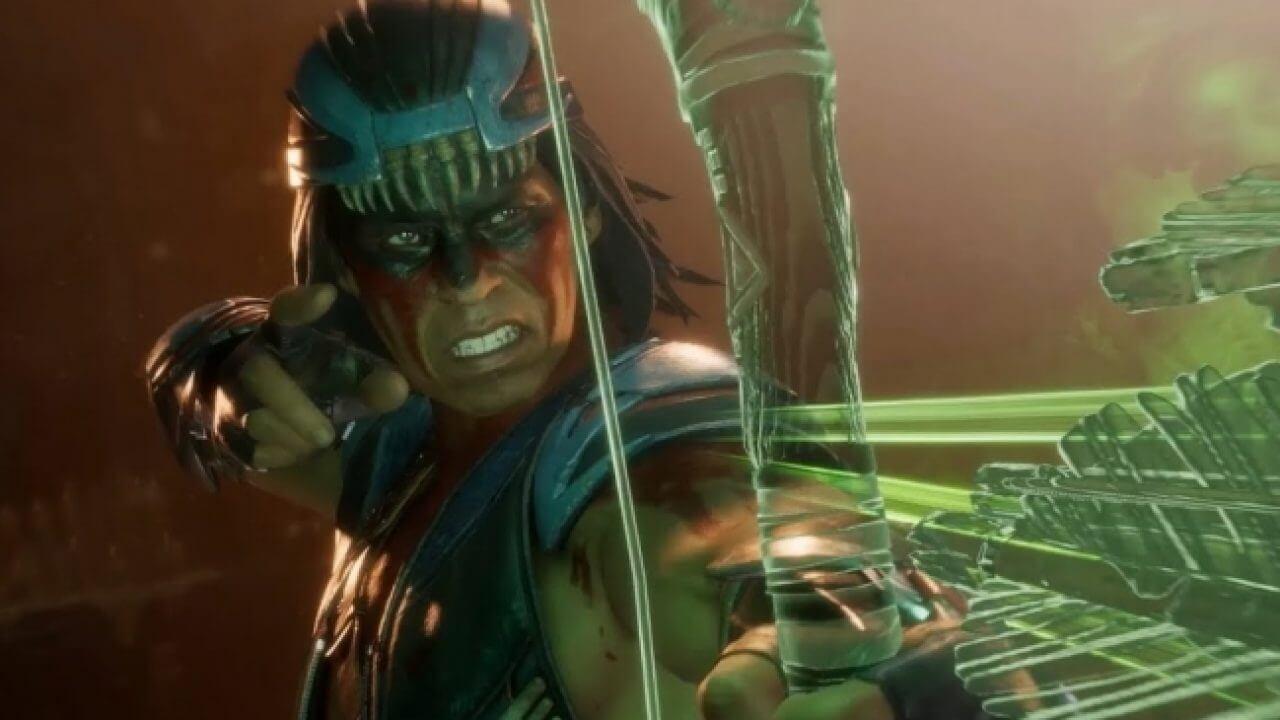 Mortal Kombat 11 | Confira o gameplay de Nightwolf