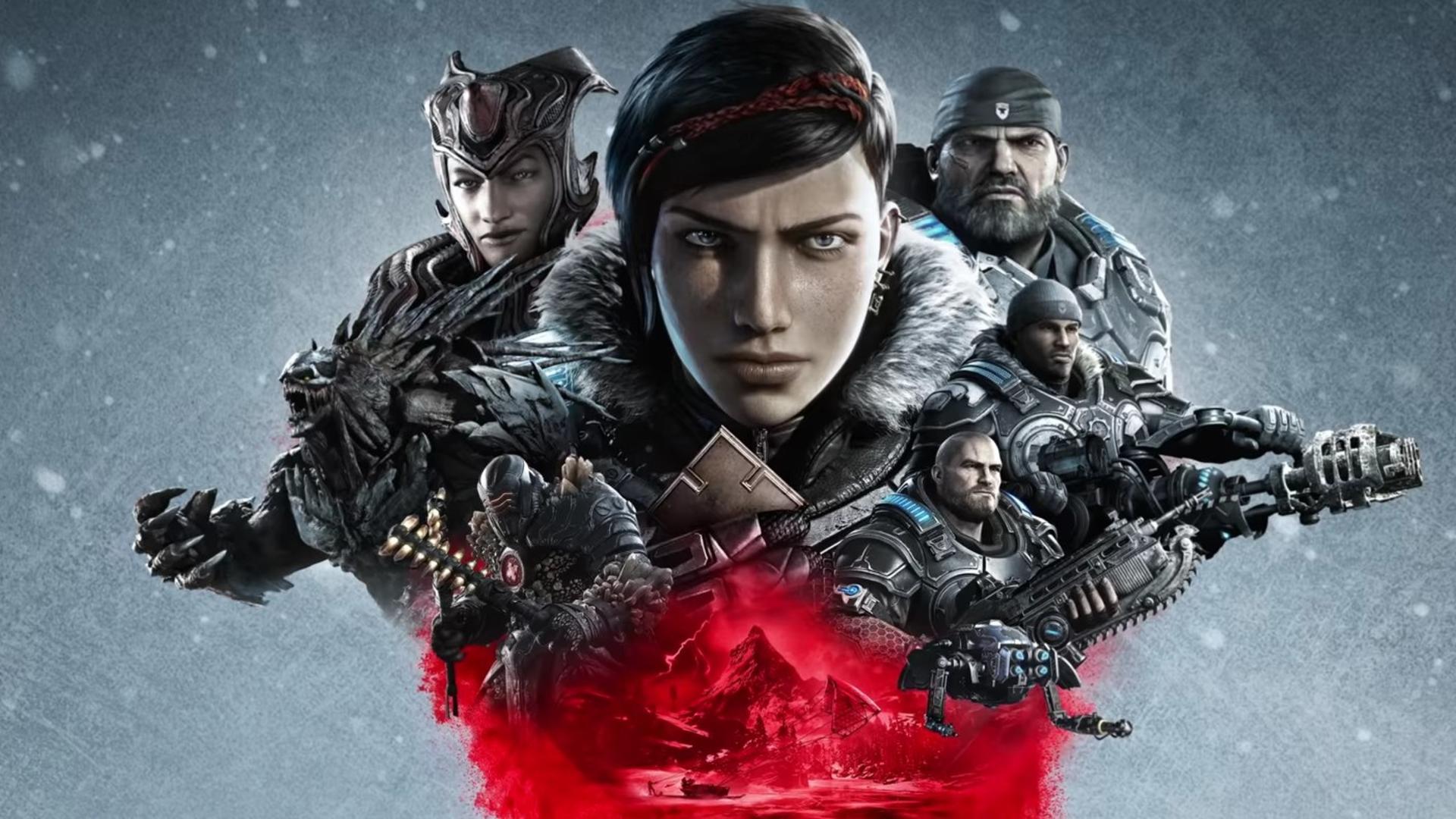 Gears 5 | Jogo terá um mapa cinquenta vezes maior que outros jogos da série