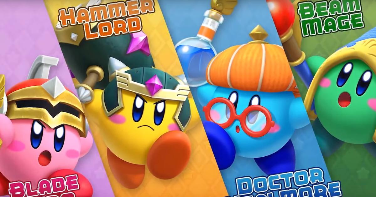 Super Kirby Clash | Jogo de Nintendo 3DS está disponível no Switch