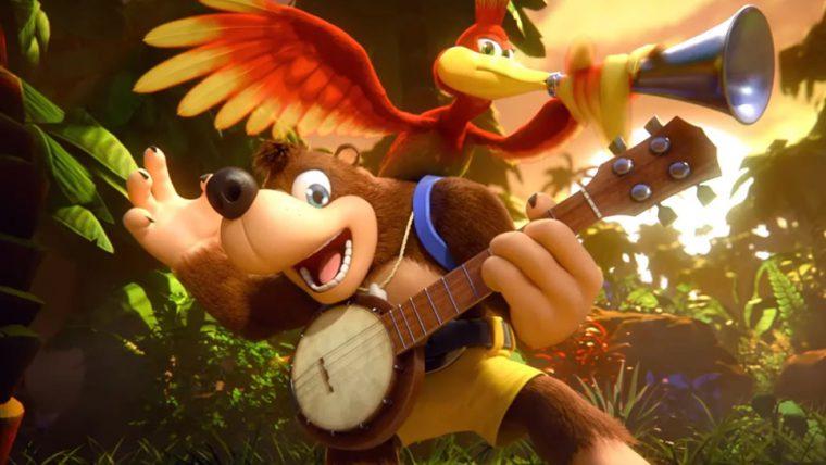 Super Smash Bros. Ultimate | Banjo-Kazooie já está disponível no jogo