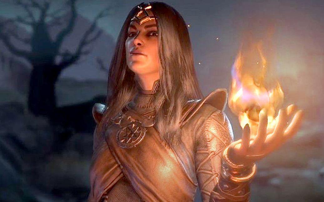 Diablo IV | Novo gameplay apresenta a Feiticeira
