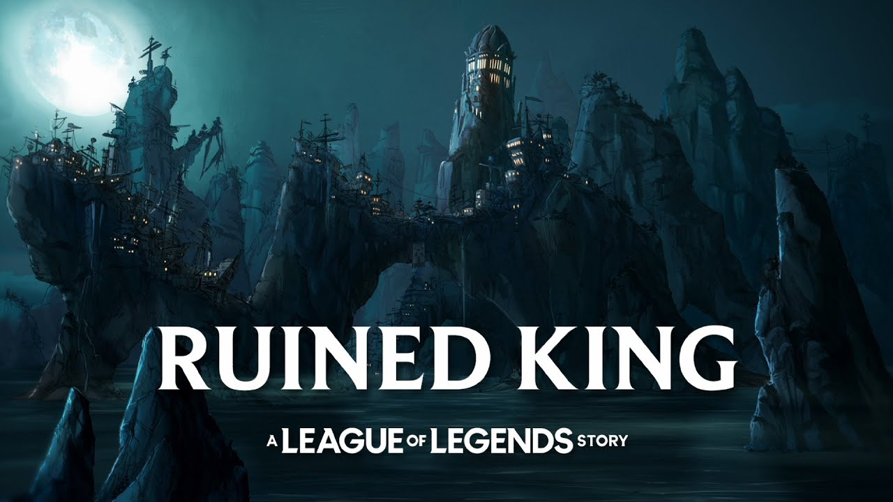 Ruined King: Uma História de League of Legends | Confira o trailer do jogo