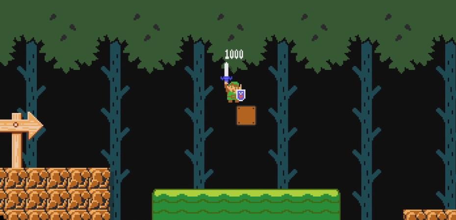 Super Mario Maker 2 | Nova atualização terá conteúdos de The Lengend of Zelda