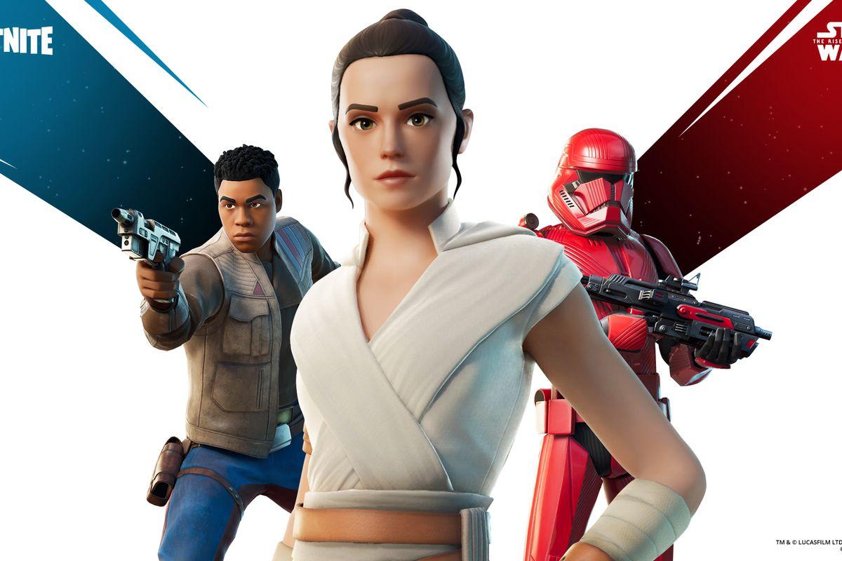 Fortnite | Jogo ganha skins de Star Wars